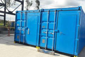 Arquitectura modular en contenedores KNO