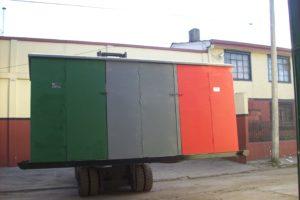 Centro de acopio KNO
