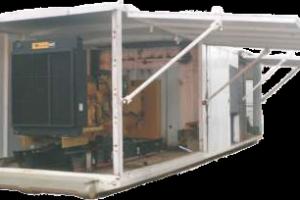 Casetas insonorizadas para protección de equipos KNO