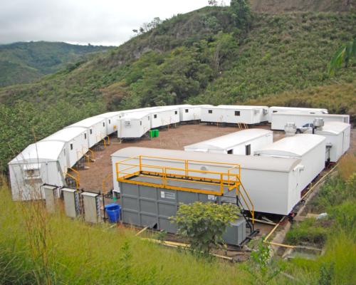 Construcciones modulares y transportables KNO