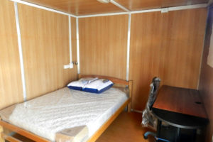 Caseta dormitorio KNO