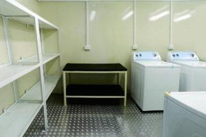 Caseta lavandería KNO