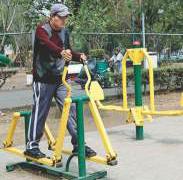 Parque bio saludable KNO