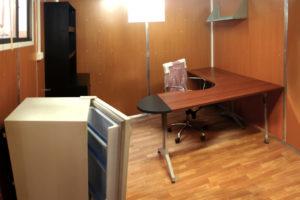Caseta oficina KNO